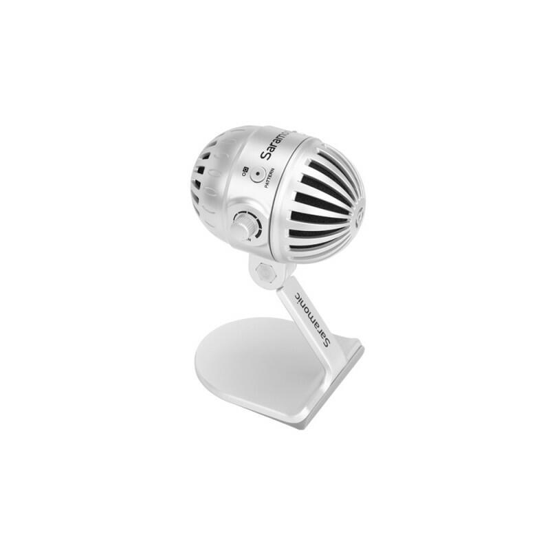 Saramonic SmartMic MTV500 - Microfono desktop USB-C