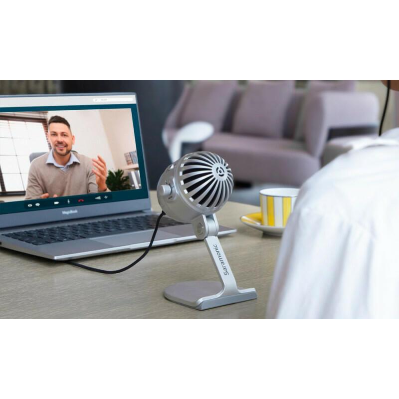 Saramonic SmartMic MTV550 - Microfono desktop USB