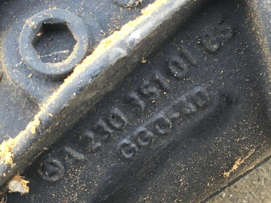 Differenziale posteriore Mercedes W211 5,0CC  - A2303510105