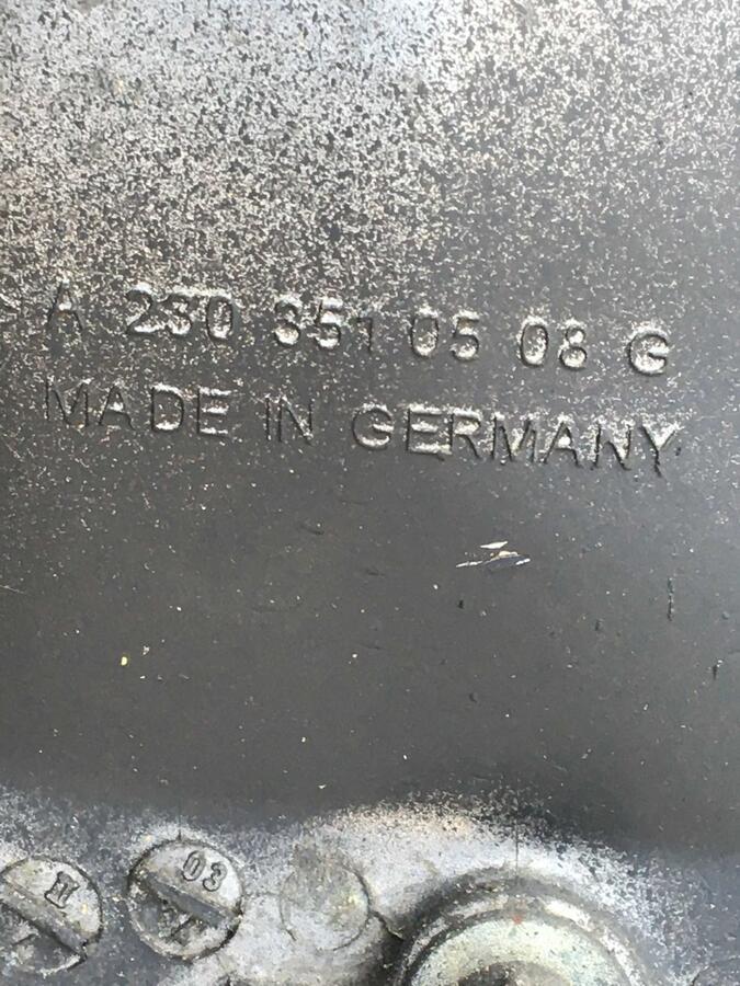 Differenziale posteriore Mercedes W211  - A2303510105 A2303510508G