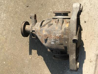 Differenziale posteriore BMW Serie 5 523i E39 2,3CC  - 1214311