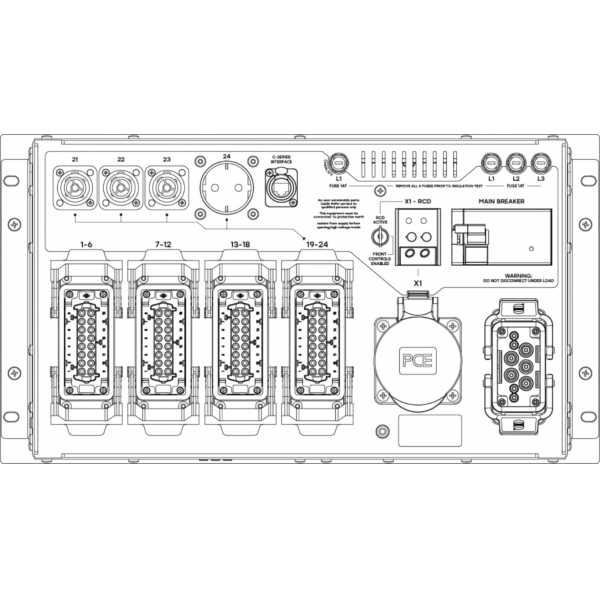 StageSmarts SSMC24A