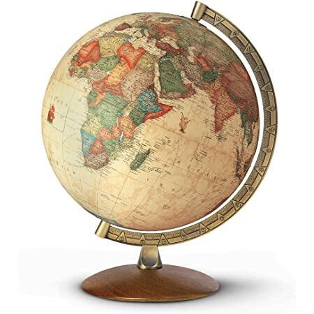 Illuminated globe Antiquus