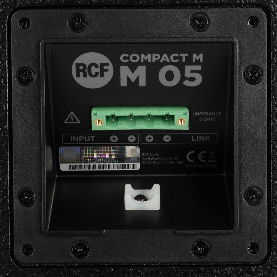 Rcf COMPACT M 05