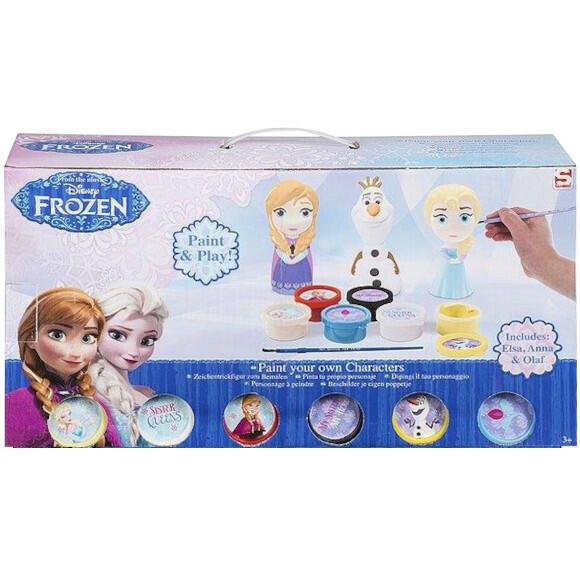 Frozen - Dipingi il tuo personaggio preferito - Sambro OT1018 - 5+ anni