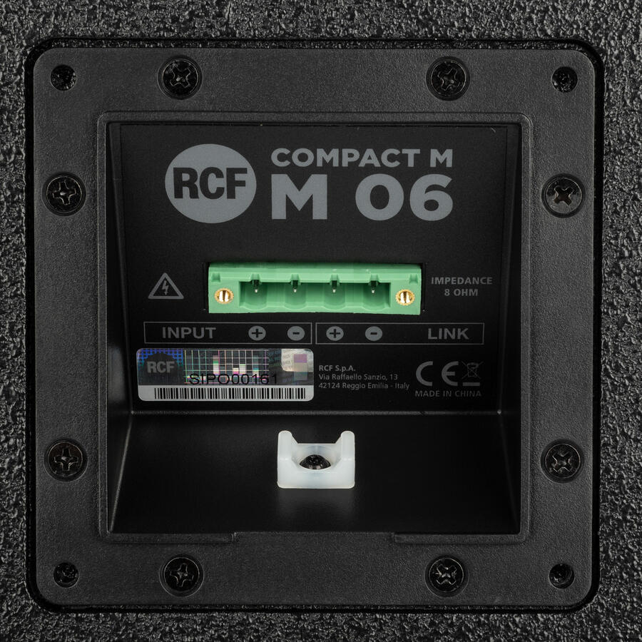 Rcf COMPACT M 06