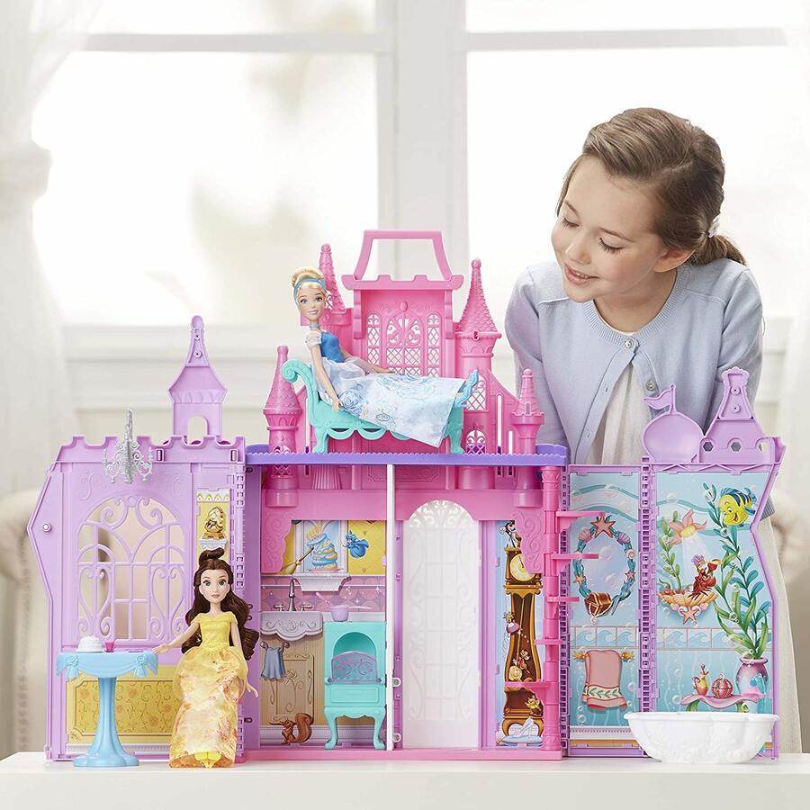 Castello Disney Princess - Hasbro E1745 - 3+ anni