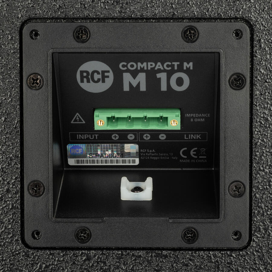 Rcf COMPACT M 10