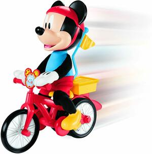 Silly Cycling Mickey - Fisher Price DMF70 - 2+ anni