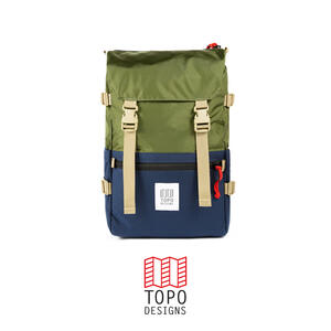 Topo Design Rover Pack - Olive/Navy