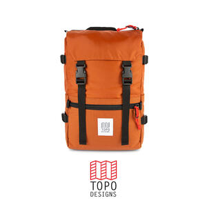 Topo Design Rover Pack - Clay