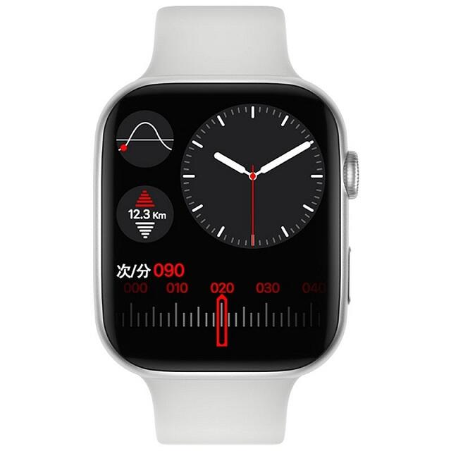 Smartwatch 44MM GPS Bluetooth 1.78 pollici per Apple IOS Android Watch FK88S
