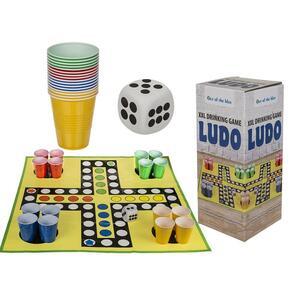 Gioco Alcolico XXL LUDO - OOTB 79/4022 - 18+ anni