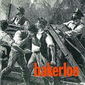 BAKERLOO  - BAKERLOO (1969) -  LP+CD (Magic Box Records)