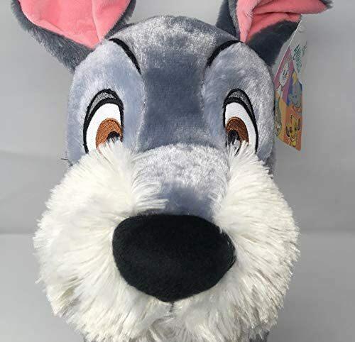 Biagio personaggio Disney Lilli e il Vagabondo Peluche 50 cm - PTS 3225
