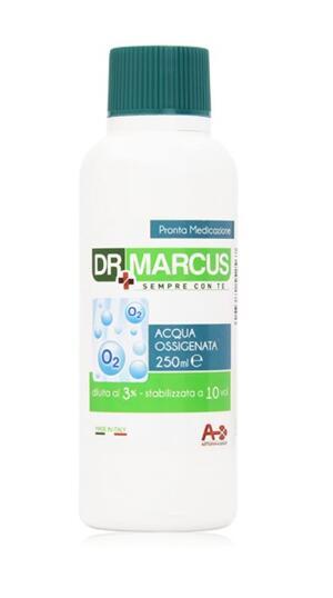 Dr Marcus - Acqua Ossigenata, Diluita al 3% - 250 ml