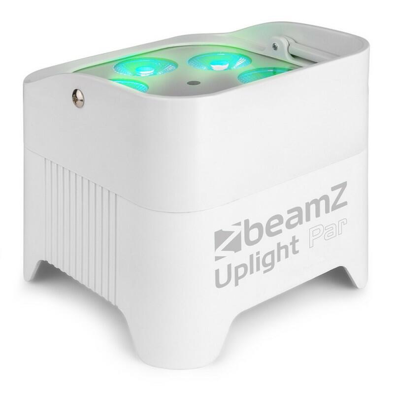 BeamZ - BBP96SW - Batteria Uplight Par 6x12W WDMX