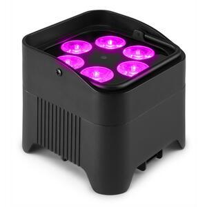 BeamZ - BBP96S - Batteria Uplight Par 6x12W WDMX