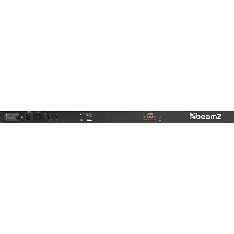 BeamZ - LCB803 - Colori LED 80x 3in1 DMX IRC