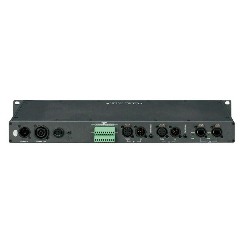Netron - RDM10 - Nodo ArtNet / RDM a 2 universi + Splitter e registratore