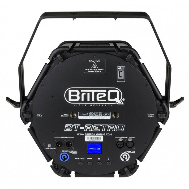 BriteQ - BT-RETRO - Piccolo proiettore vintage