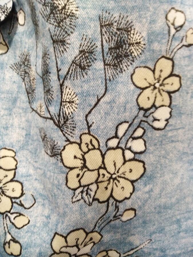 borsa linea giappone in cotone e jeans vintage00007pezzounico