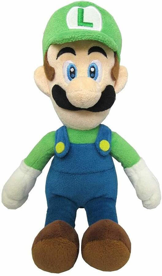 Luigi Super Mario Bros Peluche 40cm - PTS 5175D