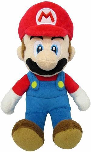 Mario Peluche 40 cm Super Mario Bros - PTS 5175M