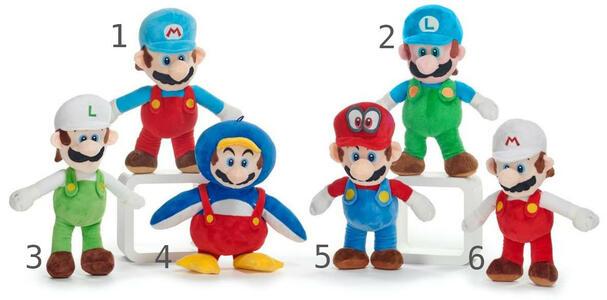 Peluche 36 cm Super Mario Bross - PTS 4024