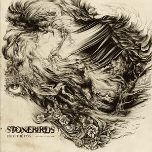 STONEBIRDS  - INTO THE FOG & FILTHY AIR - LP (Pink Tank Records)