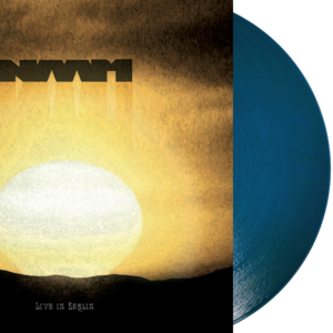 NAAM  - LIVE IN BERLIN -  LP BLUE VINYL
