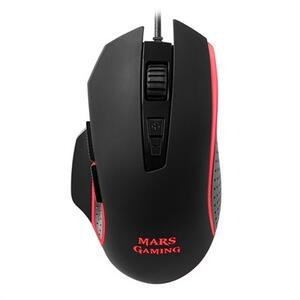 Mouse Gaming Mars Gaming MM018 Nero ⭐⭐⭐⭐⭐