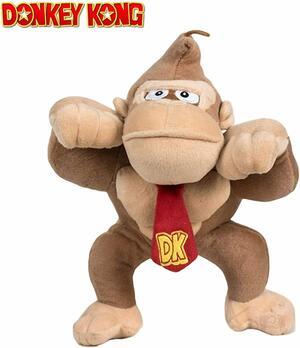 Donkey Kong Peluche 36 cm Super Mario Bros - PTS 5175D