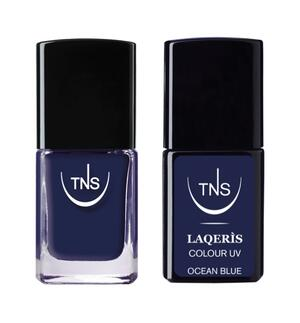 """TNS NAIL COLOUR """"OCEAN BLUE"""" 609"""