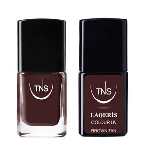 "TNS NAIL COLOUR ""BROWN TAN"" 615"