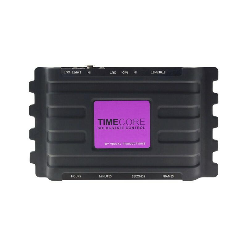 Visual Productions - TimeCore - Timecode toolbox