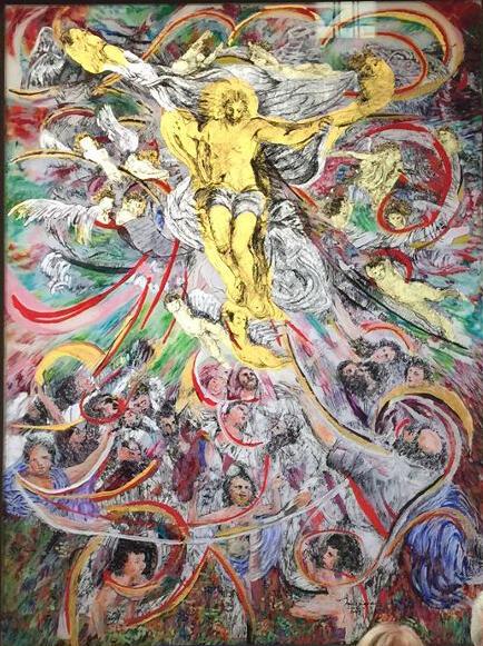 Resurrezione print