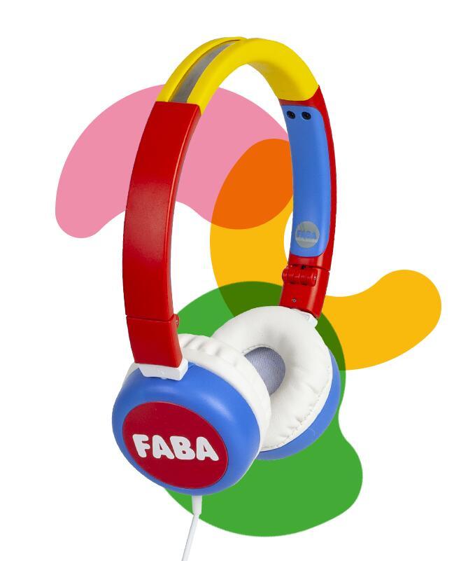 FABA - Cuffie per bambini