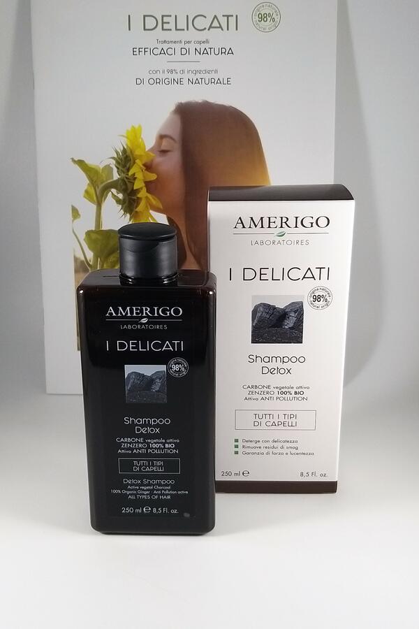 Shampoo Detox 250 ml