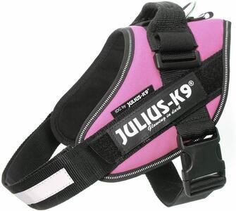 Julius k9 IDC Rosa XS Mini Mini 50-53 cm Peso 4-7 Kg Pettorina Per Cani