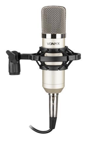 Vonyx - CM400 Silver