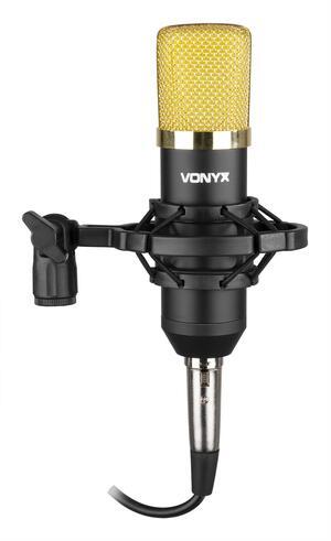 Vonyx - CM400B Nero/Oro
