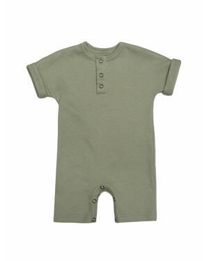 Shortie Cotone Green