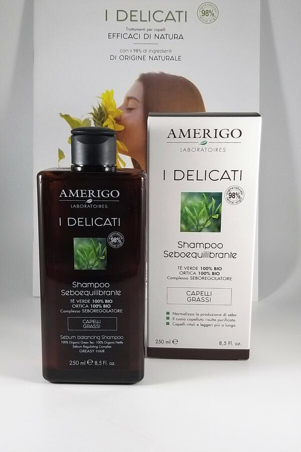 Shampoo Seboequilibrante 250 ml