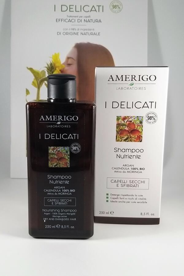 Shampoo Nutriente 250 ml