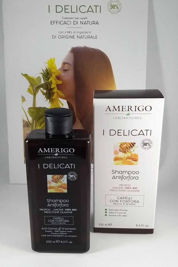 Shampoo Antiforfora 250 ml