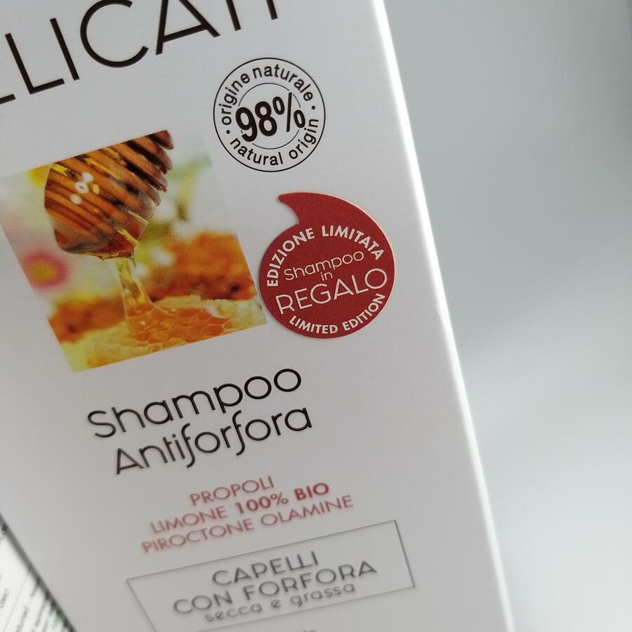 Kit Antiforfora Shampoo e Lozione  250 ml + 50 ml
