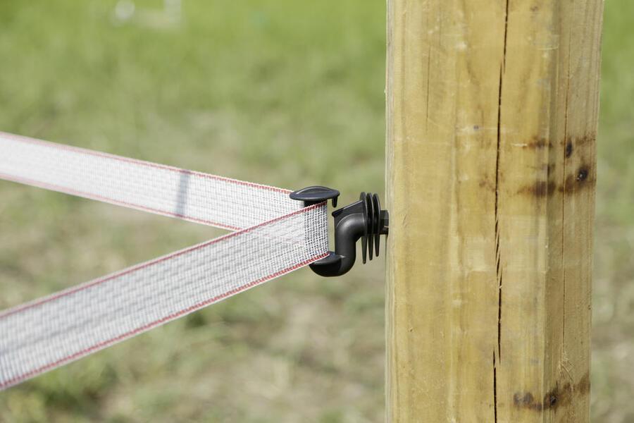 Isolatore angoli SUPER per bande fino a 40mm busta 10 pz