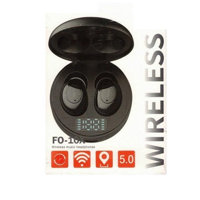 Cuffie auricolari Bluetooth 5.0 FOYU FO-10X
