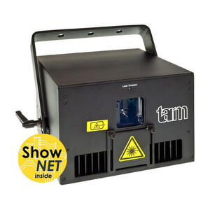 Tarm 2.5-SN - con ShowNET - 2'700 mW guaranteed output power